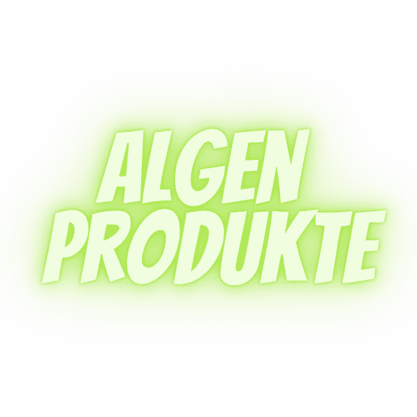 Algen Produkte