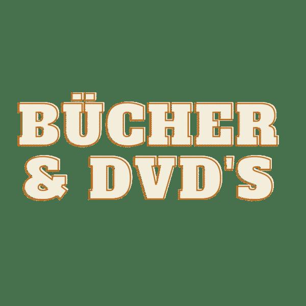 Bücher - DVD's